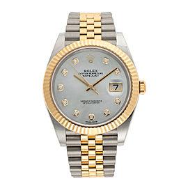 Rolex Datejust 126333 41mm Mens Watch