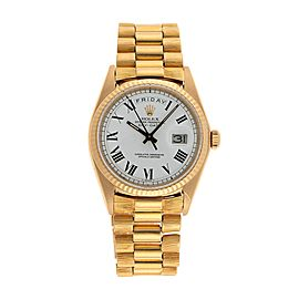Rolex Day-Date M1803 Vintage 36mm Mens Watch