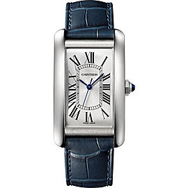 Cartier Tank Americaine WSTA0018 26.6mm Mens Watch