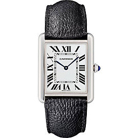 Cartier WSTA0028 Tank Solo Large Unisex Watch