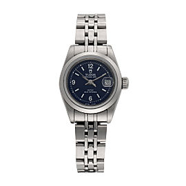 Tudor Princess Oyster Date 92400N 25mm Womens Watch