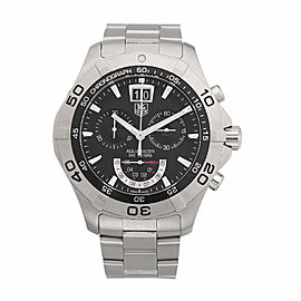 Tag Heuer Aquaracer Grande CAF101A.BA0821 43mm Mens Watch