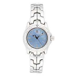 Tag Heuer WT141G.BA0560 Link Series Ladies Watch