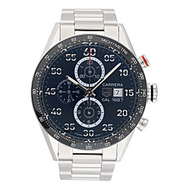 Tag Heuer Carrera Chronograph Calibre 1887 Automatic Men's Watch CAR2A10