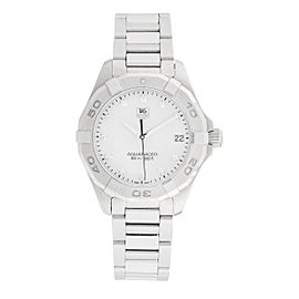 Tag Heuer Aquaracer WAY1313 Stainless Steel Diamond 32mm Womens Watch