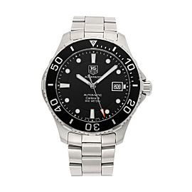 Tag Heuer Aquaracer Calibre 5 WAN2110.BA0822 41mm Mens Watch