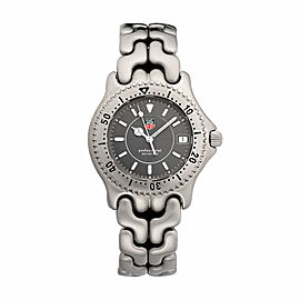 Tag Heuer Professional 200 WG1113-0 41mm Unisex Watch