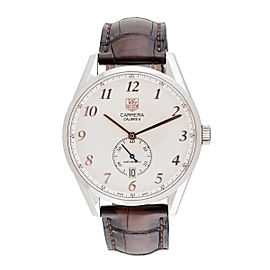 Tag Heuer Carrera Heritage WAS2112FC6181 Stainless Steel Automatic 39mm Mens Watch
