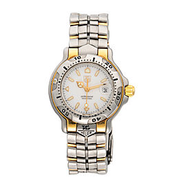 Tag Heuer Professional WH1351-K1 Stainless Steel & Gold Plated Quartz 32mm Womens Watch