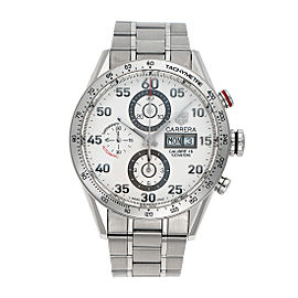 Tag Heuer Carrera Day-Date CV2A11.BA0796 43mm Mens Watch