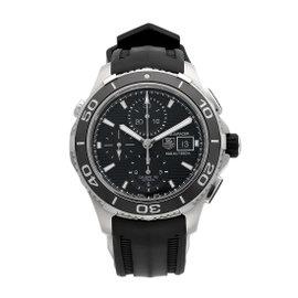 Tag Heuer Aquaracer CAK2110.BA0833 43mm Mens Watch