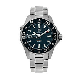 Tag Heuer Aquaracer WAJ2112.BA0870 43mm Mens Watch