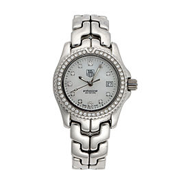 Tag Heuer Link WT131E.BA0577 31mm Womens Watch