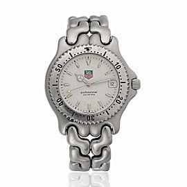 Tag Heuer Professional WG1112-K Unisex 40mm Watch