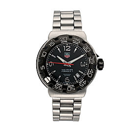 Tag Heuer Formula One WAC1110.BA0850 40mm Mens Watch
