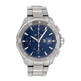 Tag Heuer Aquaracer CAY2112.BA0927 Automatic Chronograph 43mm Men's Watch