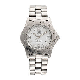 Tag Heuer Professional WN1111 40mm Mens Watch