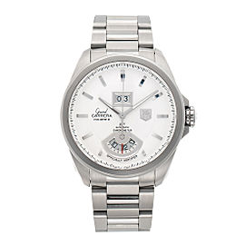 Tag Heuer Grand Carrera WAV5112.BA0901 42mm Mens Watch