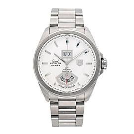 Tag Heuer Grand Carrera WAV5112.BA0901 42mm Mens Watch