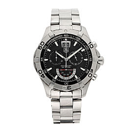 Tag Heuer Aquaracer CAF101A 43mm Mens Watch