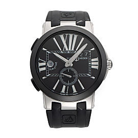 Ulysse Nardin Executive Dual Time 243-00 43mm Mens Watch