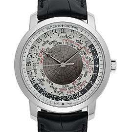 Vacheron Constantin Traditionnelle World Time 86060/000G-8982 42.5mm Mens Watch