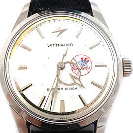 Super Rare Longines-Wittnauer Yankees Electrochron