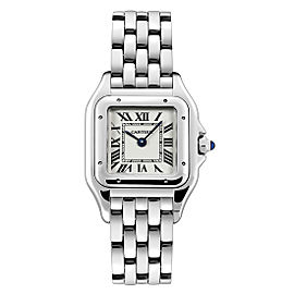 Cartier Panthere de WSPN0007 Stainless Steel 27mm Womens Watch
