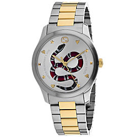 Gucci Unisex's G-Timeless