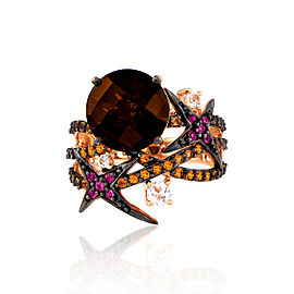 Le Vian Certified Pre-Owned Chocolate Quartz Ring