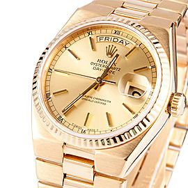 Rolex Day Date Oyster 19018 Quartz Watch