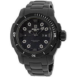 Zodiac ZMX6 ZO8600 52mm Mens Watch