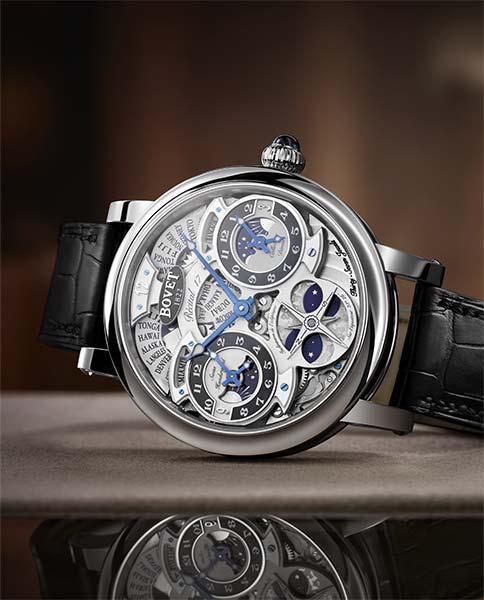 BOVET 1822 Collection