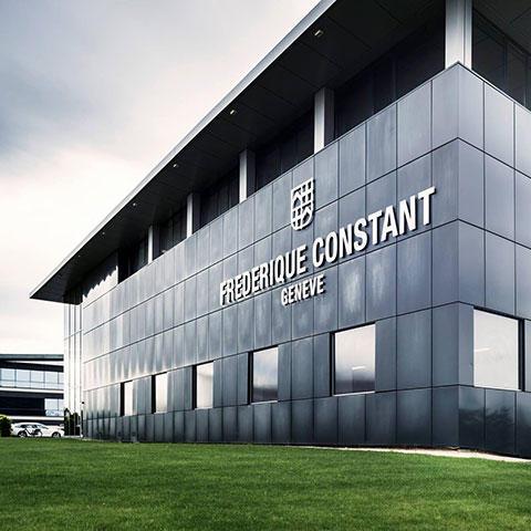 The Frédérique Constant Headquarters in Plan-Les-Ouates