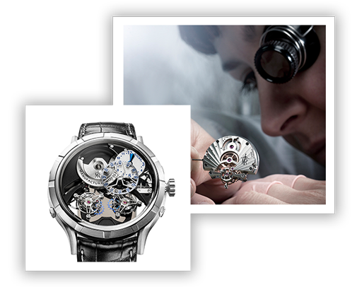 Manufacture Royale's Finishing Touches