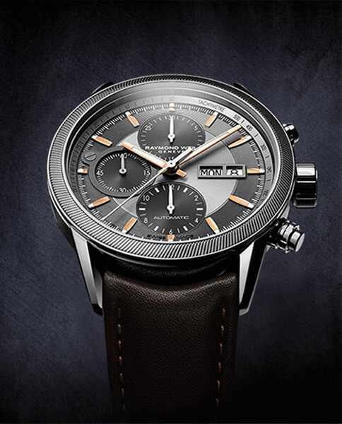 Raymond Weil Campaign Image