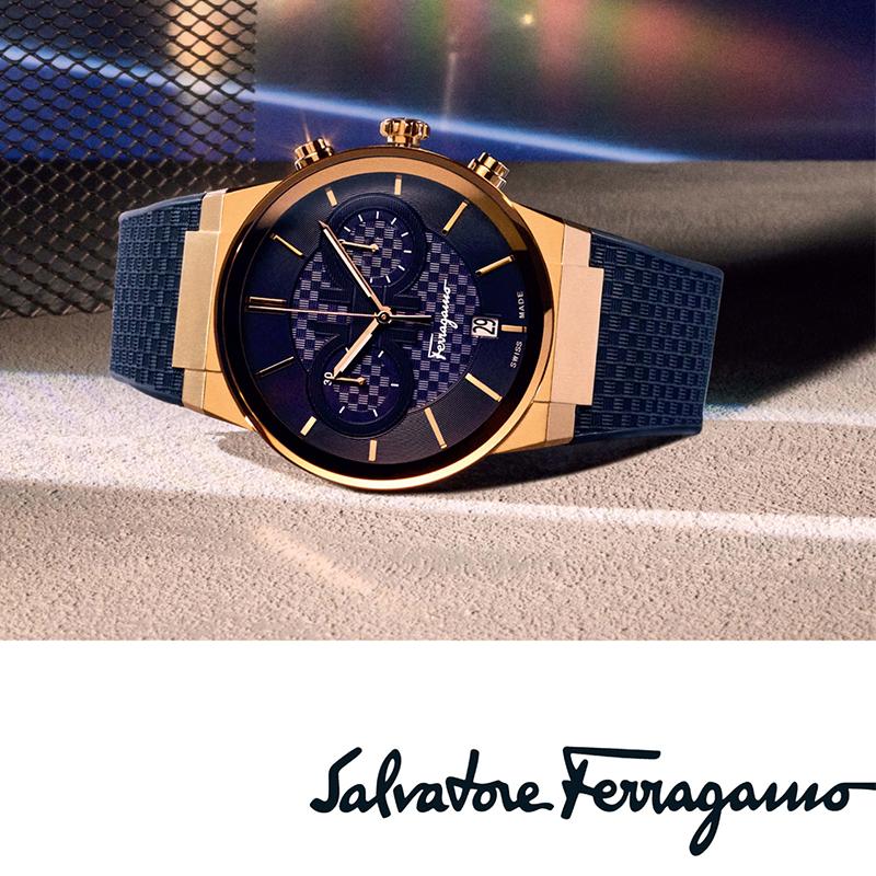 Salvatore Ferragamo Campaign Image