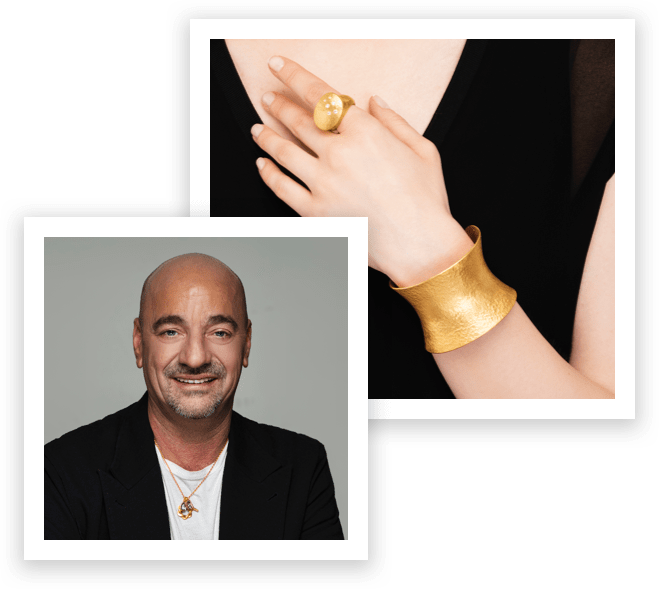 Designer Yossi Harari