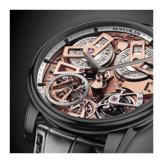 The Tourbillon Chronometer 36