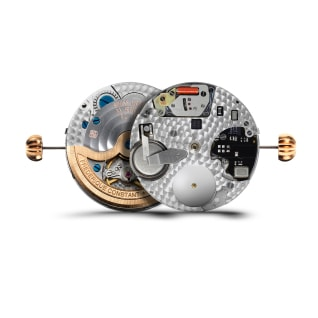Detail of Frederique Constant Movement
