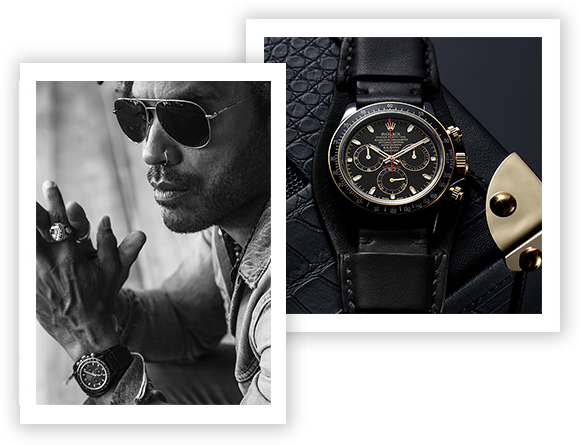 Lenny Kravitz and the LK01 Watch
