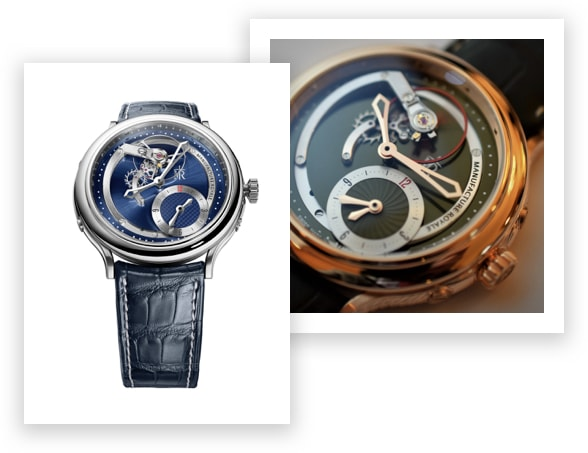 Frederique Constant Hybrid Watch