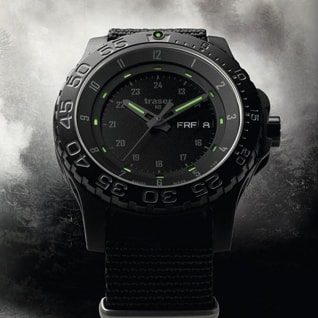 Traser P6 Type 6 Mil-G Watch